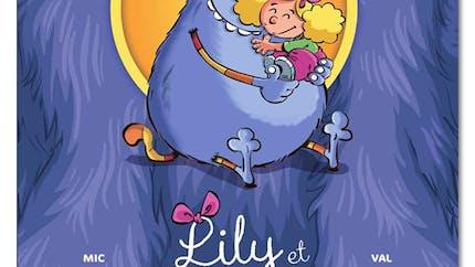 Lily et Doudoumonstre