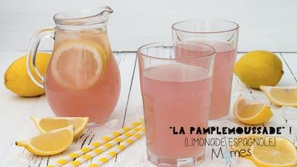 Limonade espagnole au pamplemousse