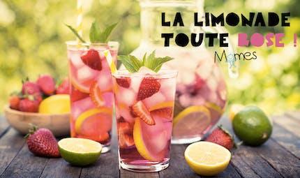 Limonade toute rose !
