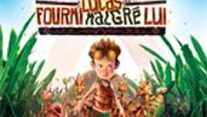 Lucas, fourmi malgré lui