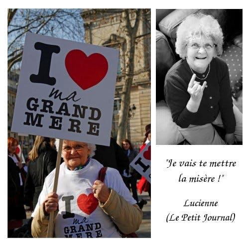Lucienne (Le Petit Journal)