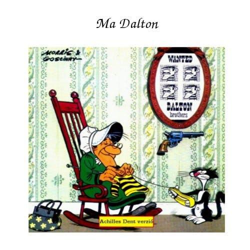 Ma Dalton (Lucky Luke)