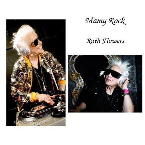 Mamy Rock (Ruth Flowers)