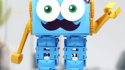 robot marty apprendre code programmation robotical       scratch