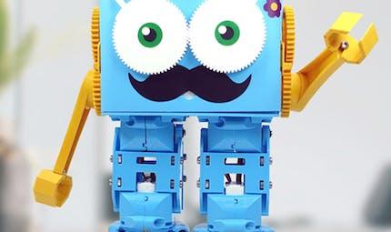 Marty le robot pour apprendre à programmer facilement