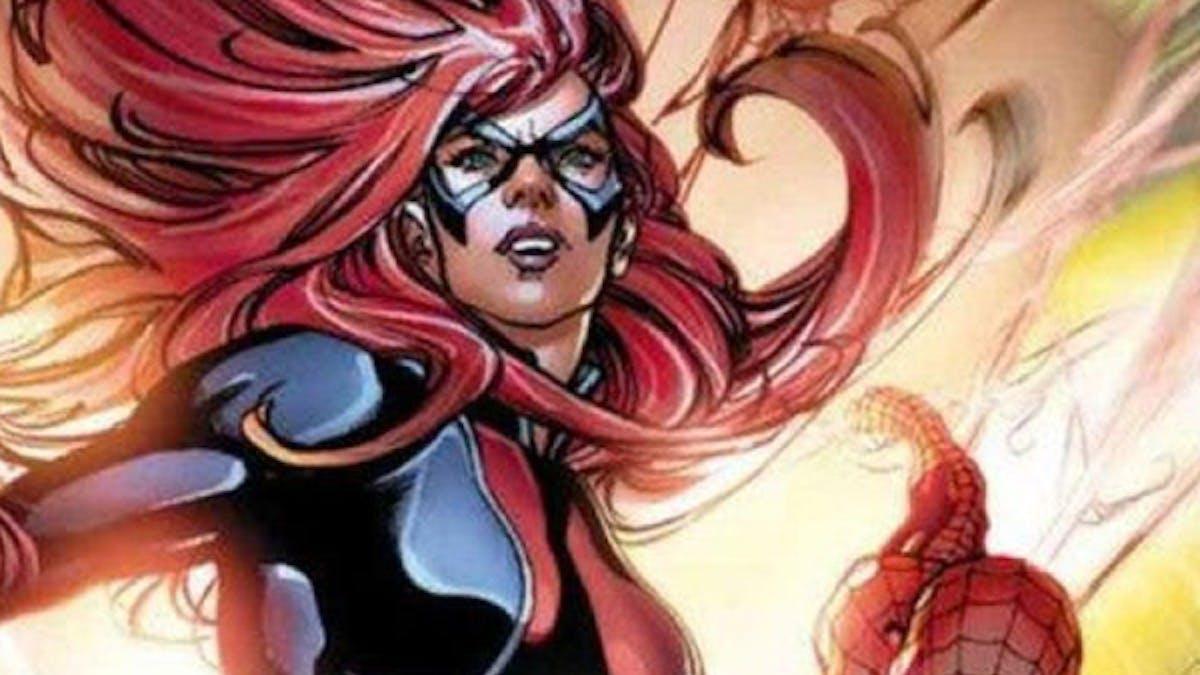 Sony film avec une nouvelle super-héroïne Marvel       Jackpot