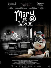 Affiche Mary et Max