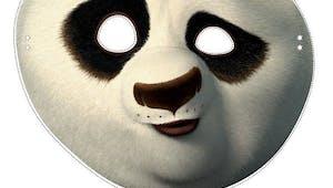 Masque de Maître Shifu Kung-Fu Panda