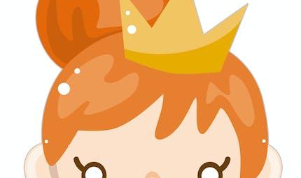 Masque de princesse