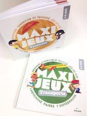 Maxi Jeux : Vacances / Voyage