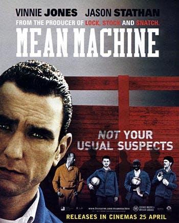 Affiche Mean-Machine