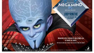Megamind : le labyrinthe