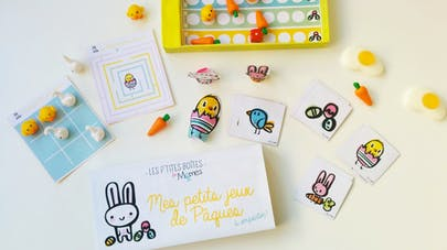 Mes jeux de Pâques à imprimer et à emporter !