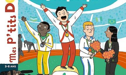 Mes p'tits docs : les jeux olympiques