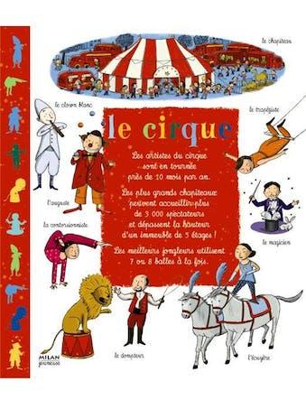 Mes premiers docs : le cirque