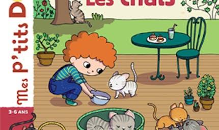 Mes ptits docs : les chats