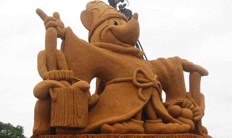 Mickey l'apprenti sorcier