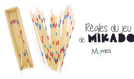 Mikado : règles du jeu