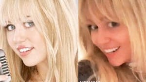 Miley Cyrus redevient Hannah Montana !