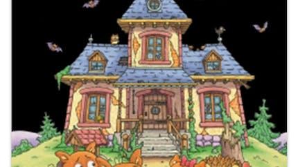 Mini-Loup et la maison hantée