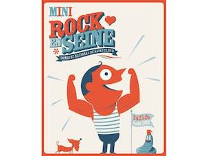 Affiche Mini Rock en Seine