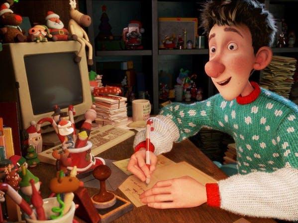 Mission : Noël, les aventures de la famille Noël