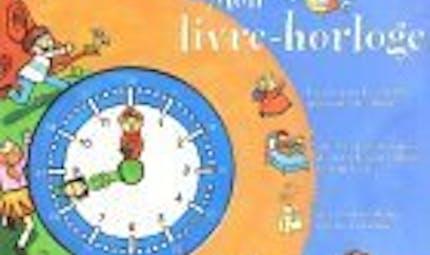 Mon livre horloge
