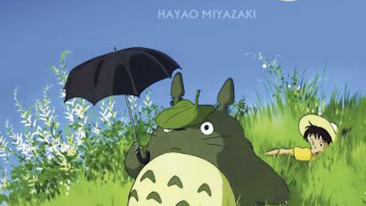 Mon voisin Totoro cinéma