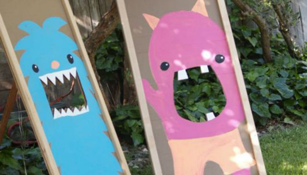 Monstres en carton