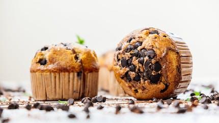 Muffins parfumés