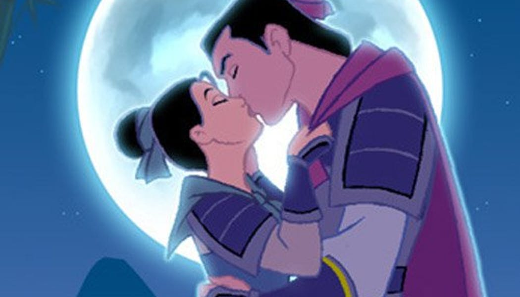Mulan et Shang (Mulan)