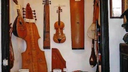 Musée des objets insolites de Max Manent