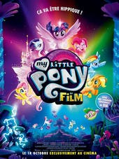 My Little Pony, le film - Affiche