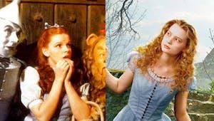 Netflix prépare un film crossover d'Alice au Pays des Merveilles et du Magicien d'Oz