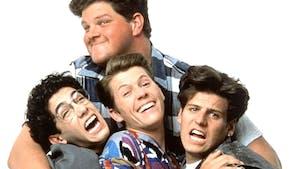 """[Nostalgie] 25 ans après, les acteurs de """"Parker Lewis ne perd jamais"""" se retrouvent !"""