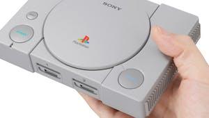 [Nostalgie] La fameuse console Playstation 1 bientôt de retour !
