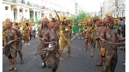 Le carnaval de Notting Hill