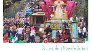 Le carnaval de la Nouvelle Orléans