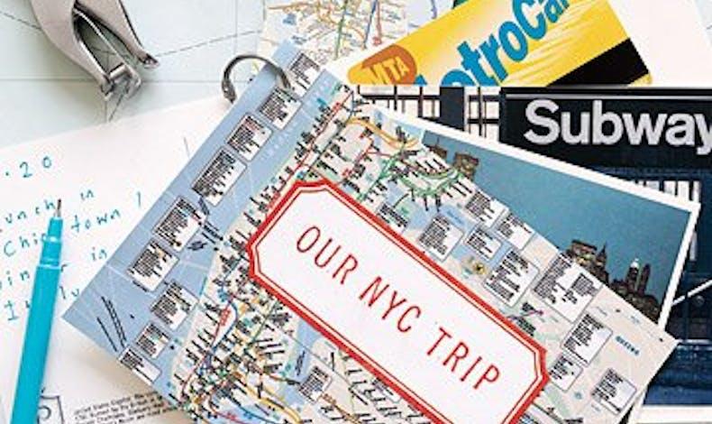 On réalise des cartes postales personnalisées