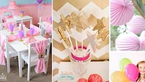 Organiser un anniversaire de princesse