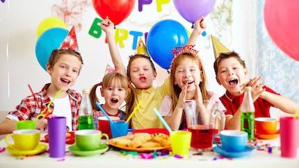 Où organiser un goûter d'anniversaire ?