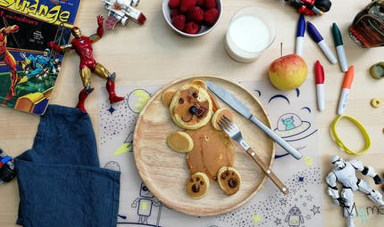 Pancakes Ourson