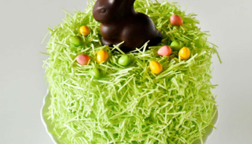 Par ici le « Bunny cake » !