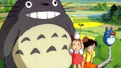 5 zones parc Ghibli Japon
