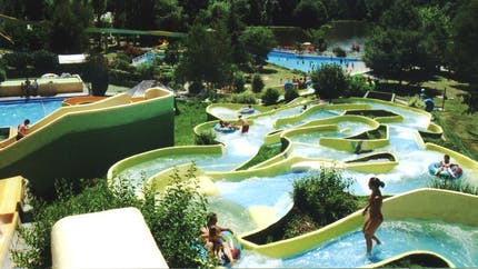Parcs aquatique : Aqua Béarn