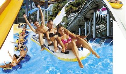 Parcs aquatique : Aqualand Cap d'Agde