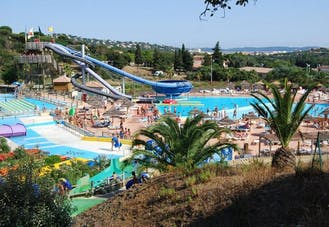 Photo Parcs aquatique : Aqualand Fréjus