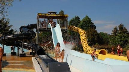 Parcs aquatique : Aqualand Gujan Mestras