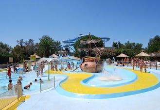 Parcs aquatique : Aqualand Saint Cyr