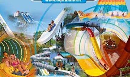 Parcs aquatique : Aqualand Sainte Maxime